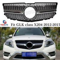 BMW フロント バンパーグリル メッシュ Mercedes GLK200 GLK220 GLK250 GLK350  外装 車 新品送料込 m00347