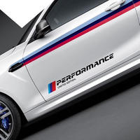 BMW ステッカー ドアサイド ボディ ロゴ デカール 限定版 e46 e90 e60 e39 f30 f34 f10 e70 e71 x5 f15 e30 h00086