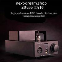 高性能パワーアンプ AK4490 XMOS USB DSD DAC 12AU7  新品送料込 m00292