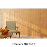 【3D壁紙】 70×70cm 厚さ5ミリ 10枚パック しっかりとした木の板デザイン 木の色 接着剤付 高級クロスステッカー 部屋 防水 m04003