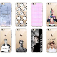 iPhone case ジャスティンビーバー フルセット