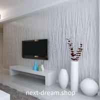 3D 壁紙 53×1000㎝ ストライプ クラシック DIY 不織布 カビ対策 防湿 防水 吸音 インテリア 寝室 リビング h02132