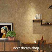 3D 壁紙 53×1000㎝ 無地 セメントモデル DIY 不織布 カビ対策 防湿 防水 吸音 インテリア 寝室 リビング h02012