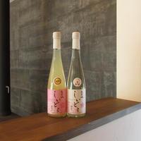 林檎と桜の「和」シードルセット(500ml×2本)