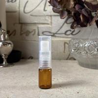 【クリックポスト対応】2.5ml 遮光瓶アトマイザー 日本製【メンズ 香水 量り売り フレグランス アロマ 除菌 ワークショップ】