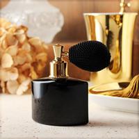 バルブアトマイザー 木の葉(28241 KONOHA) 15ml(ブラック・ゴールド)【香水 フレグランス アロマ ヴィンテージ プレゼント】