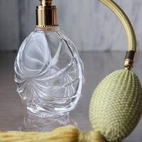 フランス製ボトル バルブアトマイザー 50ml 399872 CG(クリアー)【香水 フレグランス アロマ 詰替え容器 除菌 インテリア】