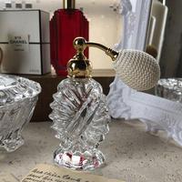 ドイツ製クリスタルボトル バルブアトマイザー 28171 【香水 フレグランス アロマ メンズ 除菌】ラッピング無料