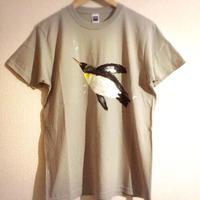 手描き絵Tシャツ