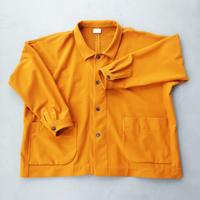 ジャージオーバージャケット / orange