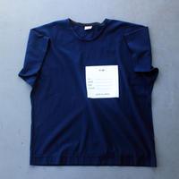 Name Tシャツ / navy