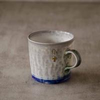 クロス付きソーダ-釉のマグカップ4