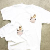 HOT DOG  Tシャツ レッドPK  LADYS/MENS