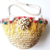 FLOWER BONBON BAG NO3