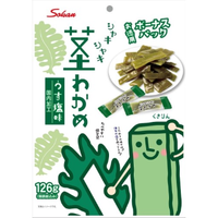 ボーナスパック茎わかめ うす塩 126g×10入