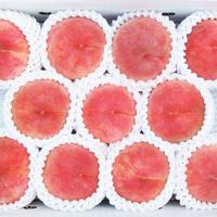 【みんなでおいしく】川中島白桃 3kg(11〜12玉)