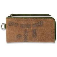 酒袋 財布 / SAKE Wallet   Olive
