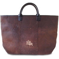 SHIB 酒袋鞄  L-44 家紋「引両紋」/ FAMILY CREST「HIKIRYO-MON」
