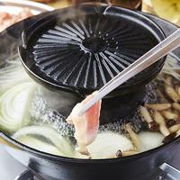 シンプル!ラムしゃぶ肉500gと特製タレのセット!(冷蔵)