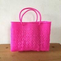 Mexican Plastic Tote bag MINI メキシカントートバッグ ミニ A