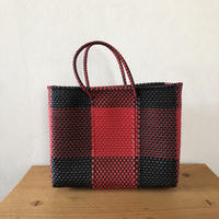 S size Mexican Plastic Tote bag メキシカントートバッグ
