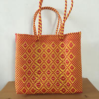 Mexican Plastic Tote bag メキシカントートバッグ M