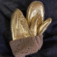Italian leater mittons イタリアンレザーミトン 手袋