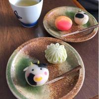 【1月8日発送】新春おやつタイムセット(コーヒー、ほうじ茶、ピーナッツバター、パン)