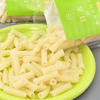 日吉の米マカロニ(120g)|岐阜県産ミルキークイーン100%使用のグルテンフリー米粉マカロニ用麺