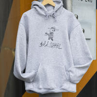 gold school icon hoodie