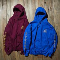 gold school 6 cups hoodie
