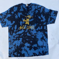 gold school  icon DYE tee shirt