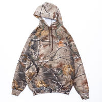 gold school real tree camo hoodie
