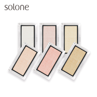 【Solone】単色ハイライター(全6色)