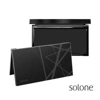 【Solone】単色アイシャドウ&チークカスタマイズパレット(8個用)