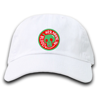 DAD HAT 2021 [GREEN x WHITE]