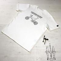 HOFI-008 ペンアートTシャツ 西森チャンネル(自転車)