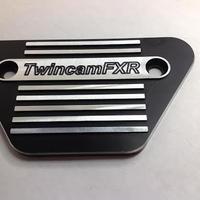 """""""TwincamFXR"""" side plate for FXR FXRT FXRD"""