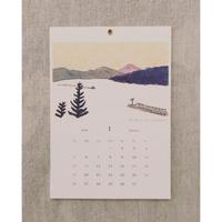 旅するカレンダー / はしもとゆか