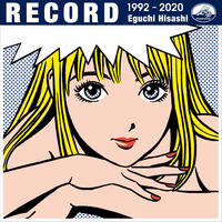 RECORD 【初回限定特典・ステッカー付】 / 江口寿史