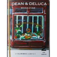 DEAN & DELUCA MAGAZINE 2号