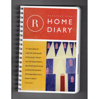 Redstone Diary 2019 『Home』