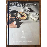 DEAN & DELUCA マガジン ISSUE 1 -2019AW-