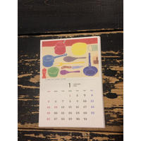 花森安治カレンダー2020 ポストカードタイプ