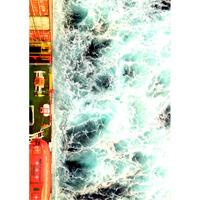 貨物船で太平洋を渡る / 田巻秀敏