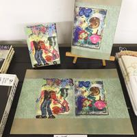 【たにこのみが描く山田風太郎展】オリジナルブックカバー