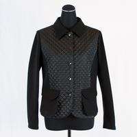 453-1403|キルティング切り替えジャケット