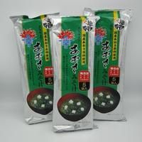 あおさみそ汁(5食入り)×3個セット