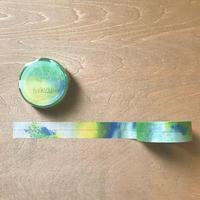 マスキングテープ blue bird