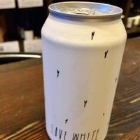 Love White Can 2019 375ml● ラブ ホワイト 缶/ 白 /ブロック・セラーズ / 米カルフォルニア / SO2 11mg/L